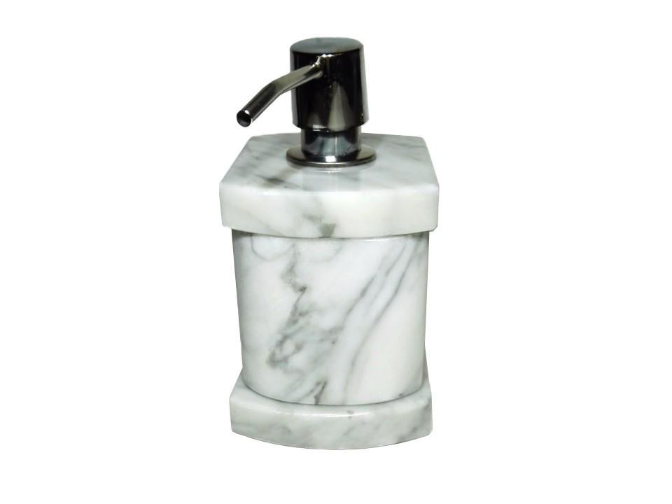 Dozownik na mydło Bianco Carrara