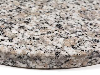 Kamień do pieczenia pizzy Silver Star fi37cmx2cm