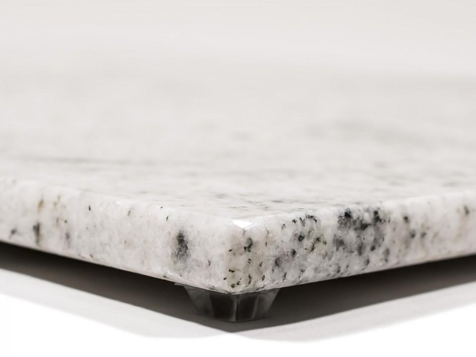 Whiscont White - Klasyczna biel przechodząca w szarość z domieszką czerni