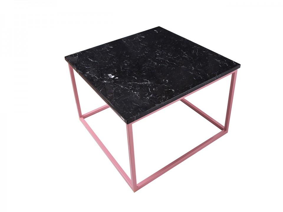 Stolik kawowy Table Frame Nero Marquina