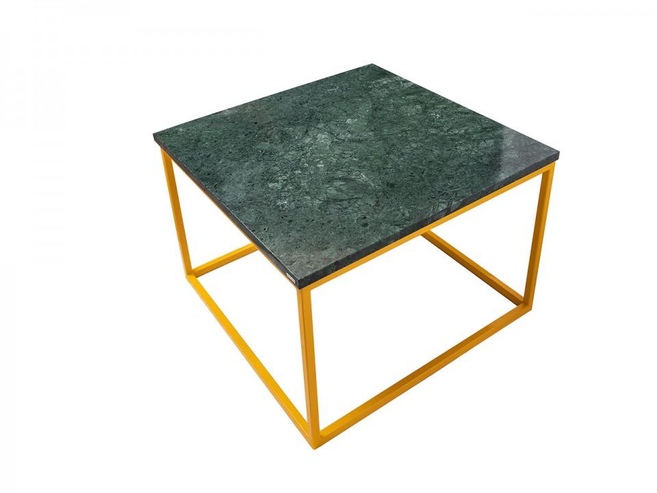 Stolik marmurowy Yellow&Green