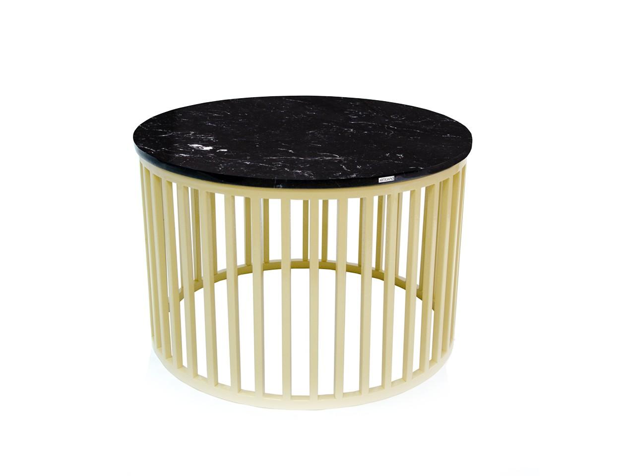 Elegancki Stolik Kawowy Złoto I Marmur W Jednym Ponadczasowy Element Dekoracji Twojego Salonu