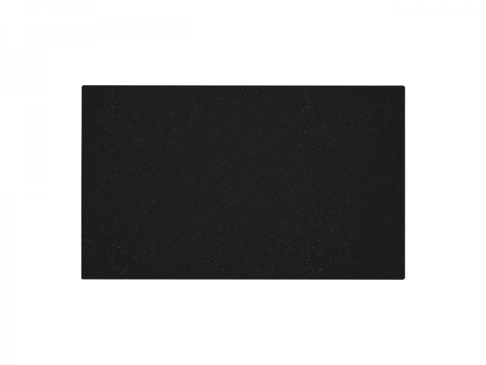 Deska do krojenia z granitu koloru czarnego. Odporna na zarysowania.
